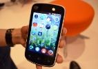 Smartphone Firefox de US$ 25 roda aplicativos sem engasgos - Ana Ikeda/UOL