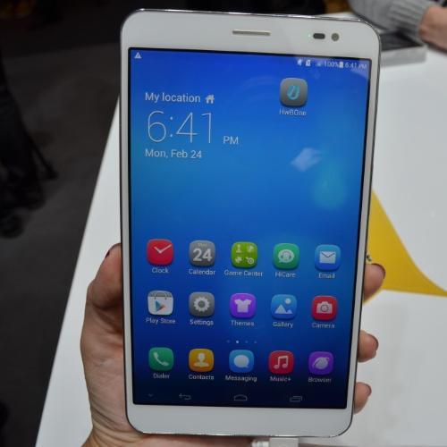 mediapad x1 da Huawei