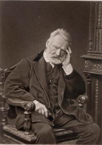 Victor Hugo, autor de <em>Os Miseráveis</em>, entre outras obras célebres