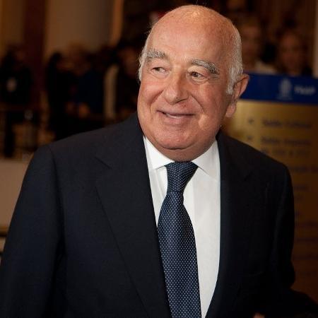 O banqueiro Joseph Safra - Mastrangelo Reino/Folhapress