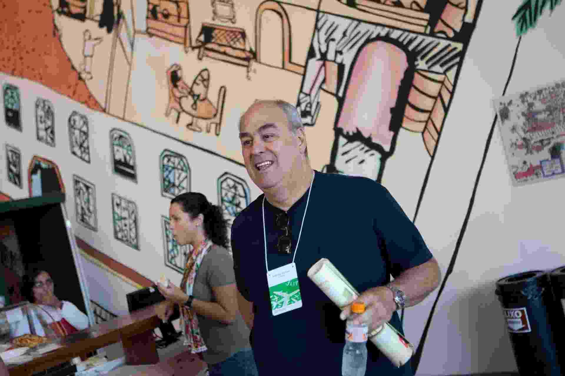 Roberto Irineu Marinho, 66, o filho mais velho do fundador da TV Globo, Roberto Marinho, tem fortuna estimada em US$ 9,1 bilhões e o ocupa o 137º lugar do ranking mundial - Mastrangelo Reino/Folhapress