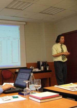 apresentação de TCC, trabalho, seminário