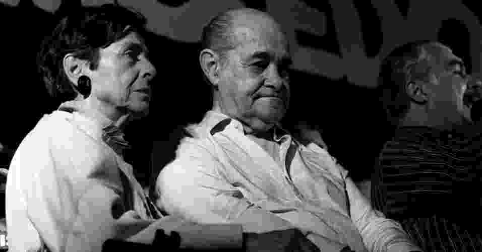 O sucessor de Figueiredo foi escolhido indiretamente pelo Colégio Eleitoral, formado pela Câmara dos Deputados e pelo Senado Federal. Em 15 de janeiro de 1985, o Colégio Eleitoral escolheu o deputado Tancredo Neves como novo presidente da República - Rosa Gauditano/Folha Imagem