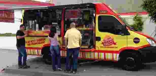 Food truck - Divulgação - Divulgação