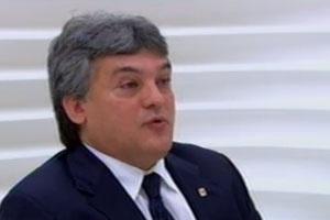Florentino Cardoso, presidente da AMB (Associação Médica Brasileira)