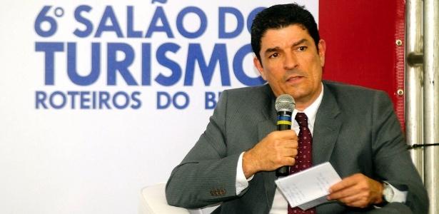 Vinicius Lages é o Ministro do Turismo do Brasil e está confiante com a realização do Mundial