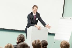 Para acreditarem na sua fala, precisa ter saber, emoção e coerência (Foto: Thinkstock)