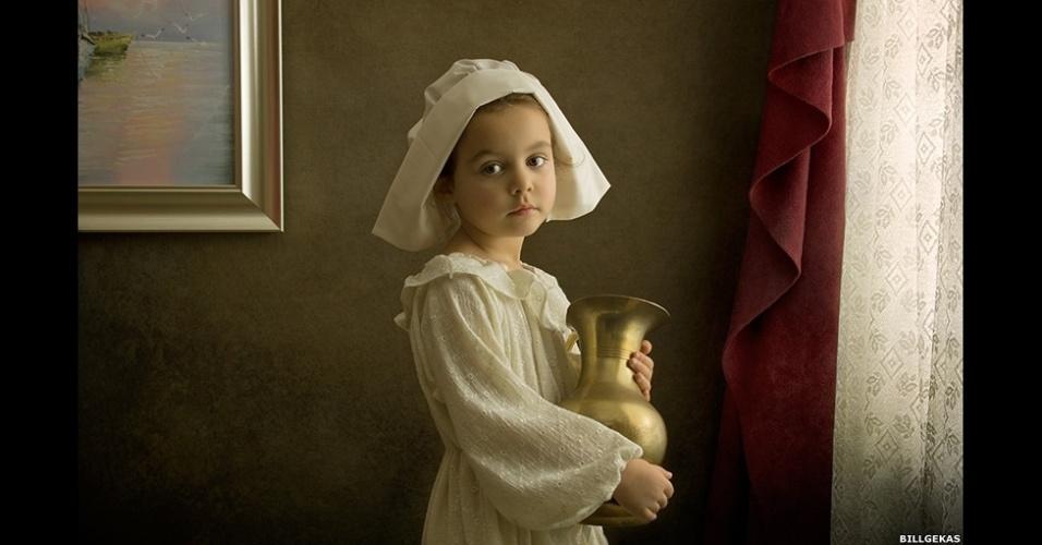 14.mar.2014 - O australiano Bill Gekas é um premiado e renomado fotógrafo de belas artes. Autodidata, sua admiração pelo trabalho de 'velhos mestres holandeses', como Rembrandt e Vermeer, influencia fortemente seu trabalho