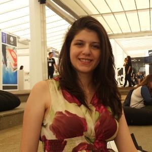 Heloísa Ravache, 21, já viajou duas vezes para Augsburg, na Alemanha