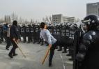 China usa tudo o que pode para controlar com rigidez a minoria uigur que vive no país - Zhao Ge/ Xinhua