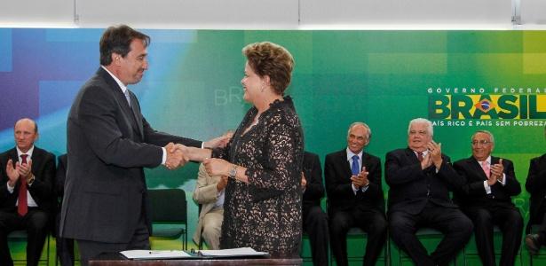 Occhi disse que já informou a presidente Dilma Rousseff sobre seu estado de saúde