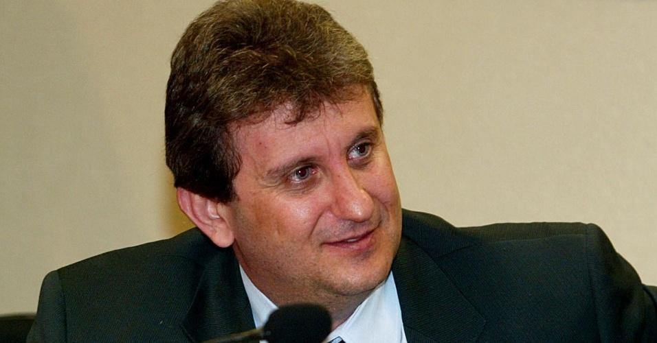 18.out.2005 - Em 2005, o doleiro Alberto Youssef prestou depoimento reservado na CPI dos Correios, no Senado. Ele também prestou depoimentos em investigações relativas à CPI do Banestado e a operações da PF como Farol da Colina e Anaconda. Nesta segunda-feira, Youssef foi preso mais uma vez, no Maranhão