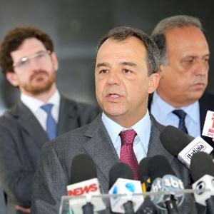 O ex-governador do Rio Sérgio Cabral - Carlos Magno/ Governo do Rio de Janeiro