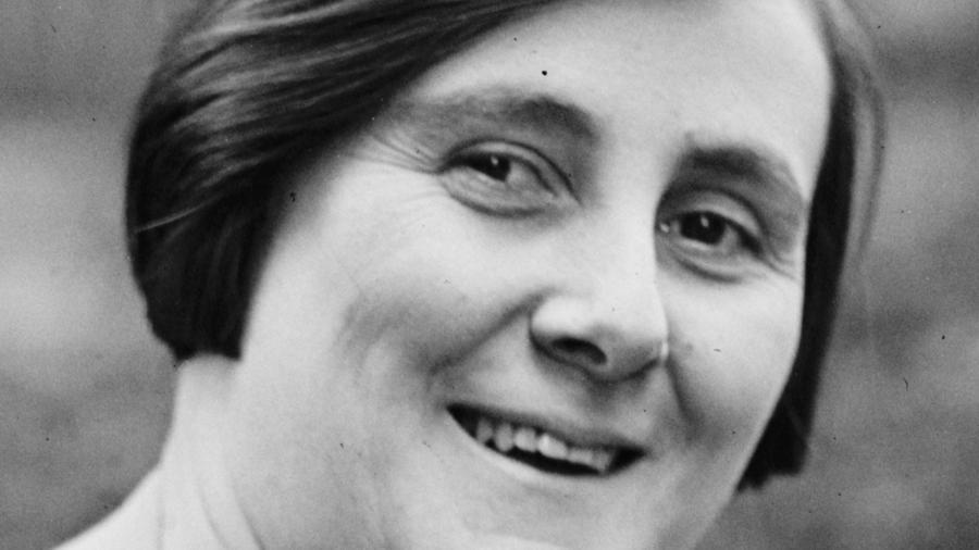 Bertha Lutz, coleção os pensadores da educação - Wikimedia commons