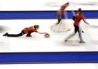 Brasil pode receber ajuda internacional para ter pista de curling no RS - Mathieu Belanger/Reuters