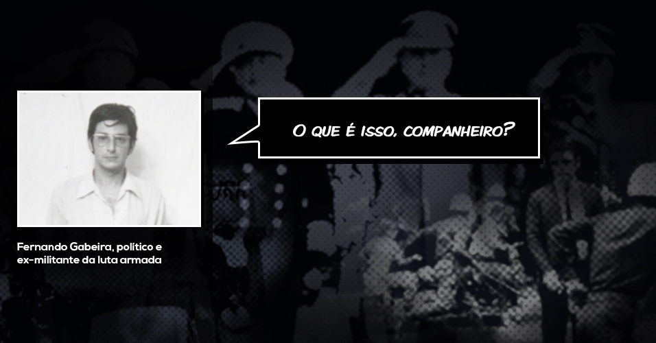Fernando Gabeira frase