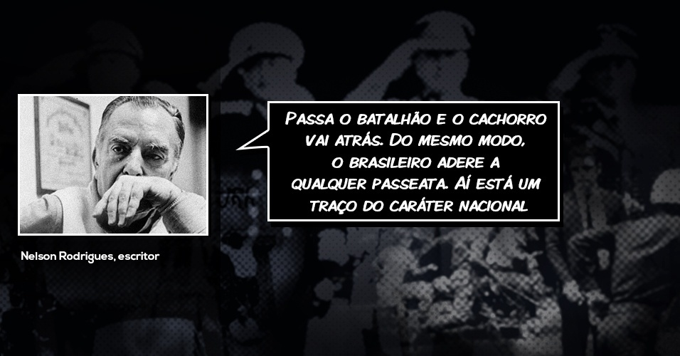 Nelson Rodrigues frase