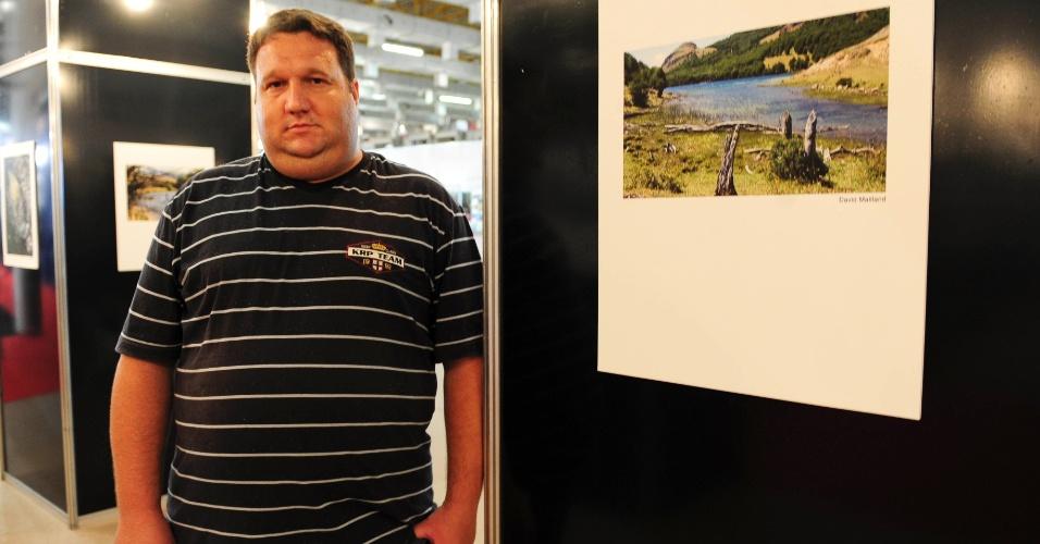 O engenheiro Moacir Guimarães, 36, ganhou a primeira vara de pesca aos 5 anos e fui pescar no lago da família. Quando uma carpa puxou a linha, ele conta que não sabia o que fazer e saiu correndo com a vara nas costas. Depois, foi aprender a pescar e nunca mais parou