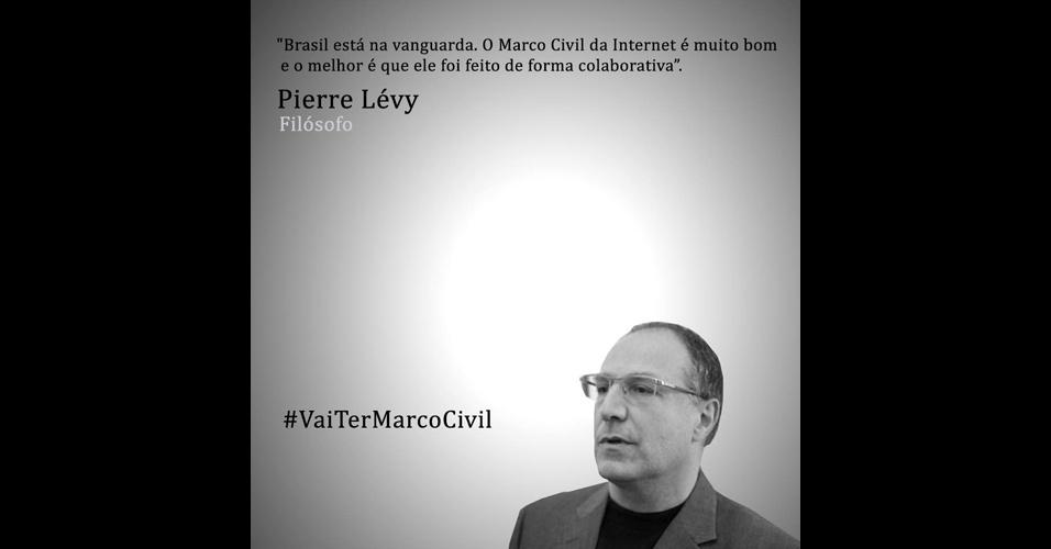 Famosos e entidades divulgam apoio ao Marco Civil da Internet em redes sociais