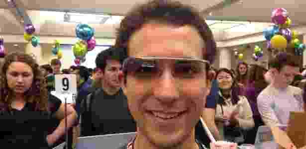 """Gabriel Guimarães, 20, estuda em Harvard: 15 horas de aula por semana, com 50 horas de """"lição de casa"""" - Arquivo pessoal"""
