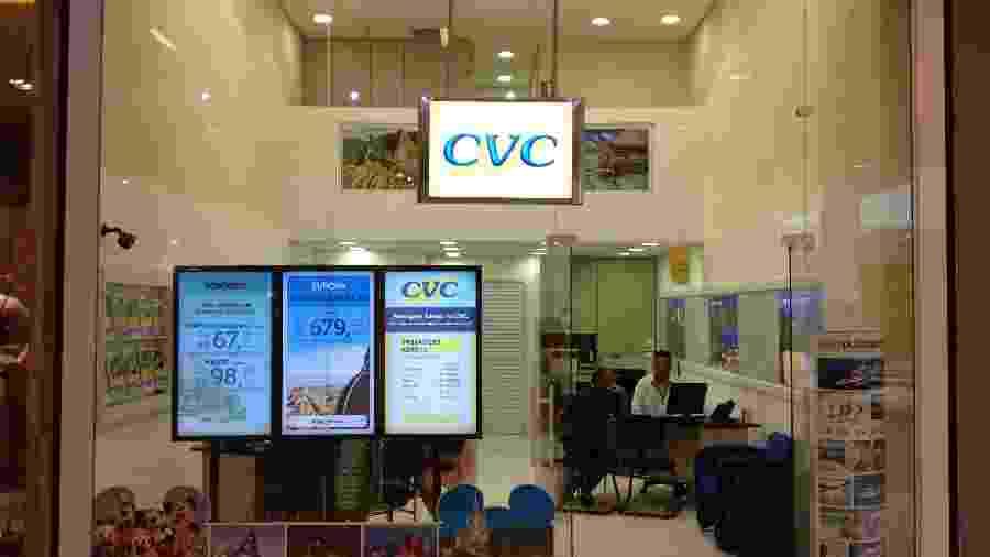 Franquia CVC - Divulgação