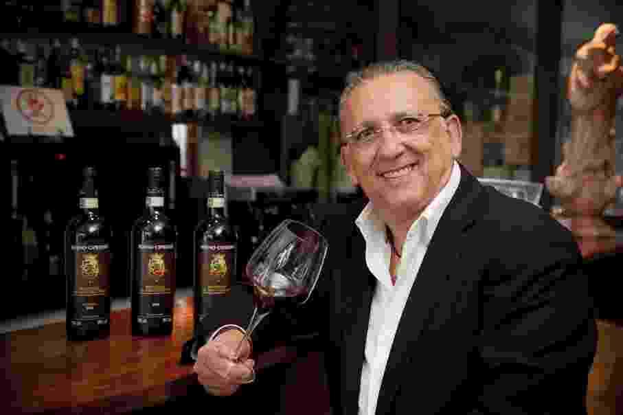 Galvão Bueno decidiu entrar no mercado do vinho em 2006 quando fundou a empresa Bueno Wines. A fazenda Bellavista Estate foi construída em 2008. Clique nas imagens acima e conheça a fazenda e os vinhos de Bueno - Divulgação/Bueno Wines