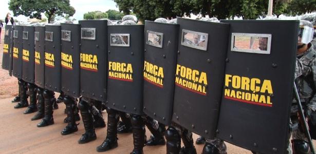 Força Nacional atuará na investigação e na prevenção de casos de homicídio