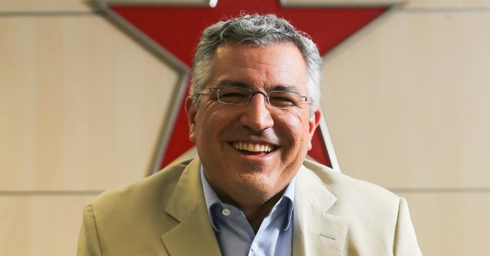 Alexandre Padilha (PT) pesquisa eleitoral