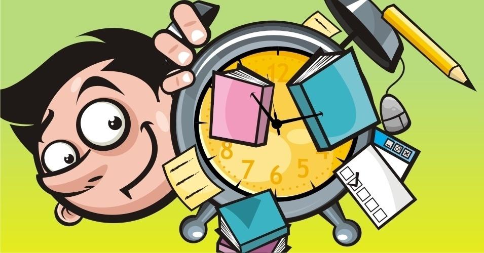 Não existe o melhor horário para a criança fazer a lição de casa (VERDADE)