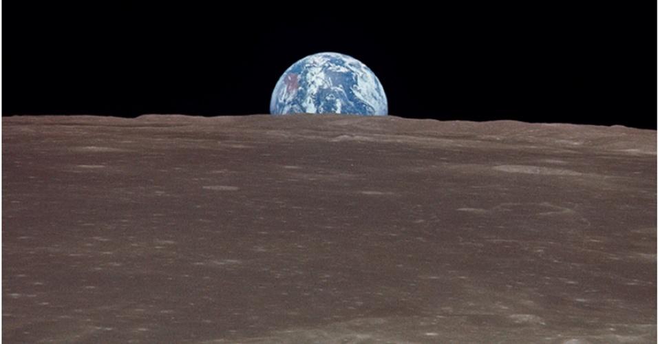 2.abr.2014- Estudo publicado na revista Nature determina por meio de um relógio geológico a idade da Lua. Nosso satélite teria se formado cerca de 95 milhões de anos após a criação do Sistema Solar, mais de 70 milhões de anos depois do que se calculava anteriormente