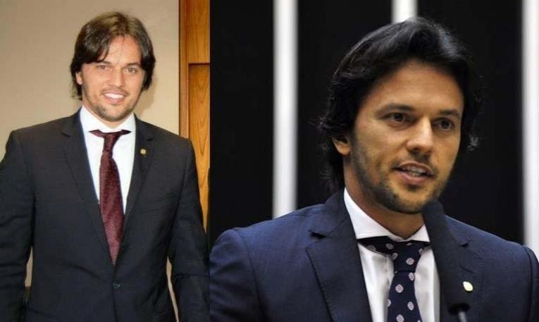 3.abr.2014 - O deputado Fabio Faria (PSD-RN), faz parte do grupo de políticos que já recorreu ao implante de cabelo para dar mais volume aos fios