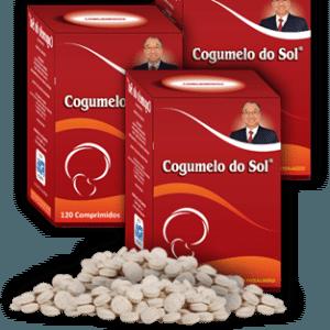 Produto é vendido em forma de comprimidos