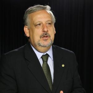 O ex-ministro Ricardo Berzoini