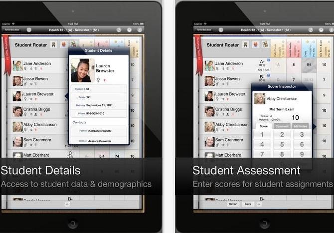 Power Teacher Mobile, aplicativo para o professor