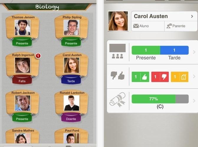 teacherkit, aplicativo para o professor