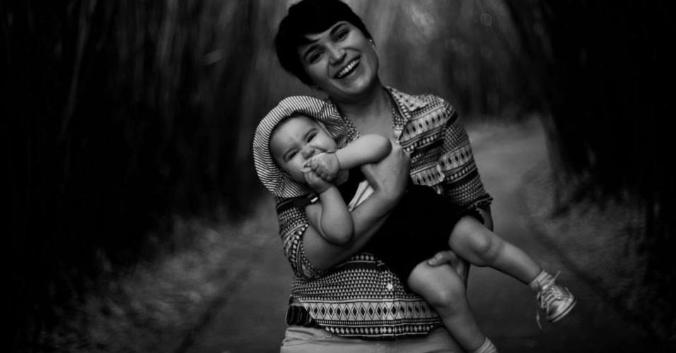 Larissa Meira teve um filho após enfrentar o câncer