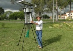 Nova armadilha solar de inseto pega mariposa que causou perda de R$ 1 bi - Divulgação/UFRB