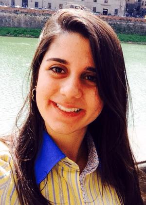 Beatriz Pêgo Damasceno, 18, gabaritou a Uerj e é aluna nota 1.000 na redação do Enem - Arquivo Pessoal
