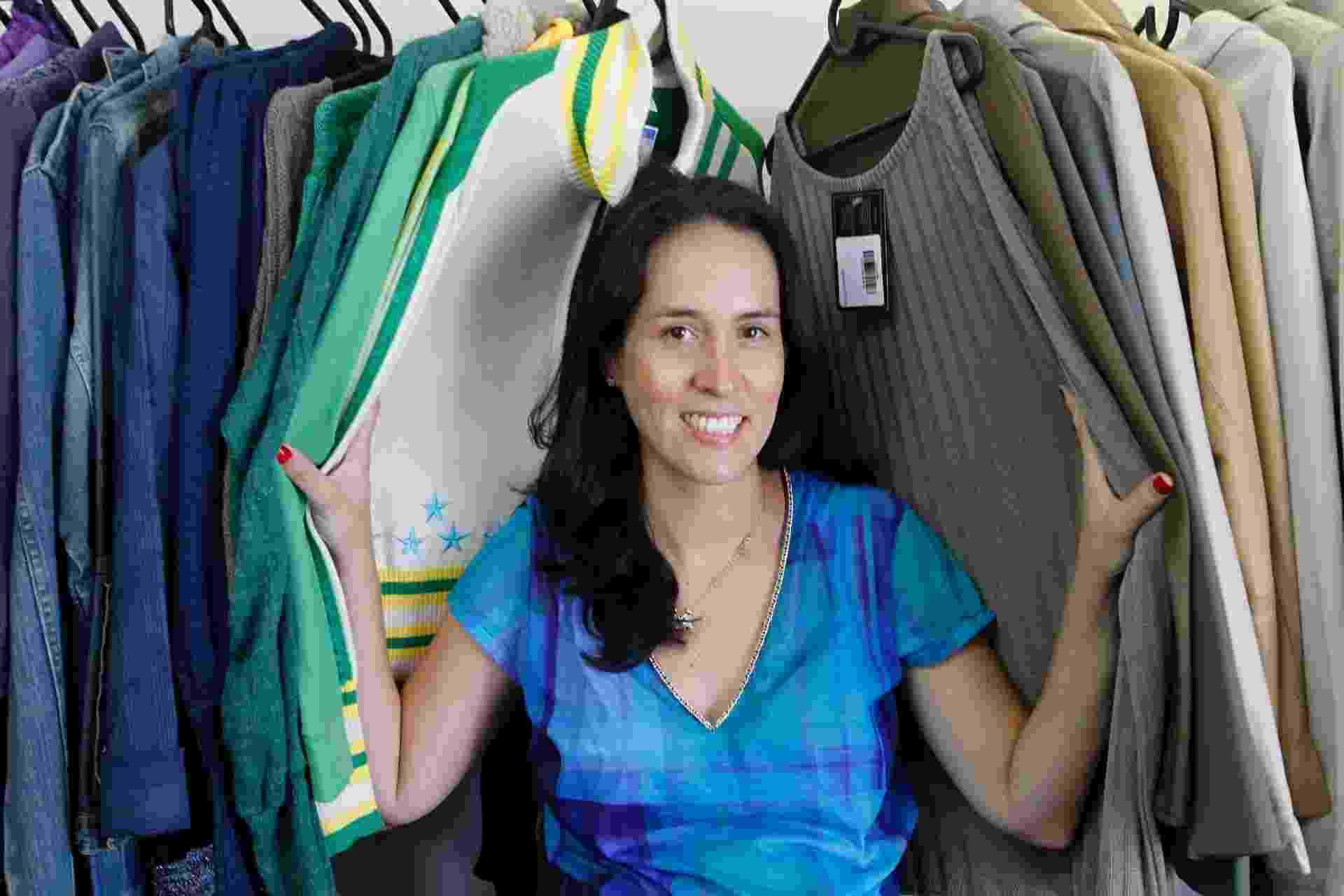 Taísa Carvalho Sartor, dona do brechó Les Amis - Reinaldo Canato/UOL