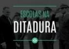 Generais da ditadura dão nome a 717 escolas do Brasil; públicas dominam lista de homenagens - Arte/UOL