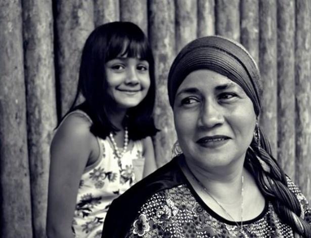 Foto enviada por Vivian Gurgel para o Você Manda que reúne depoimentos de pessoas com câncer