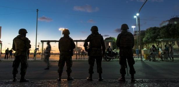 Ex-soldado servia no Grupamento de Fuzileiros Navais de Salvador