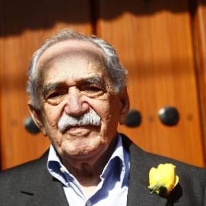 García Marquez morreu em abril deste ano - Edgard Garrido/Reuters