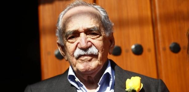 O escritor colombiano Gabriel García Márquez, vencedor do Nobel de Literatura (1982) - Edgard Garrido/Reuters