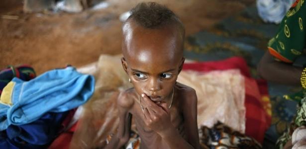 População enfrenta fome em Boda, na República Centro-Africana - Goran Tomasevic/Reuters