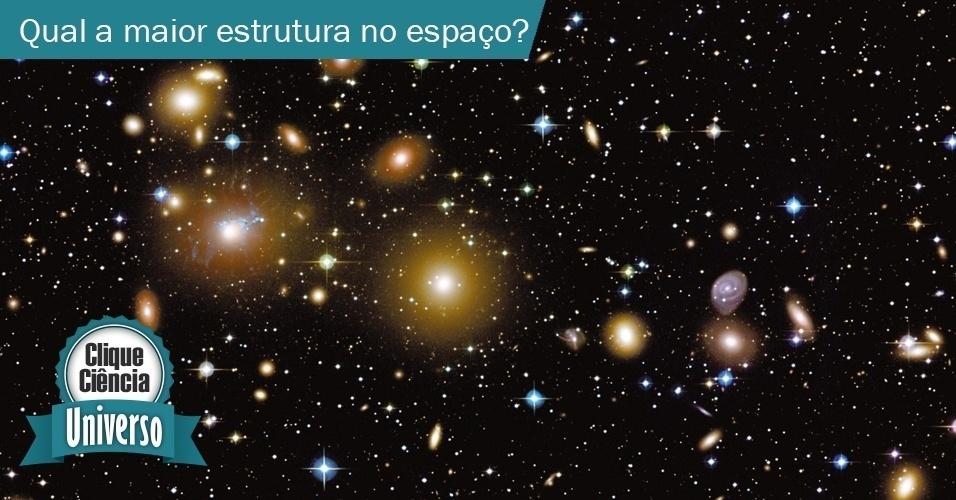 clique ciência - Qual o maior astro?