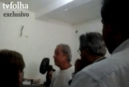 Em vídeo dentro da cadeia, Dirceu reclama de regime fechado