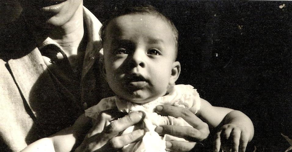 30.abr.2014 - O ex-governador de Pernambuco Eduardo Campos quando era criança