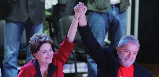 Dilma deve visitar Lula amanhã em São Paulo - Nelson Antoine/Fotoarena/ Estadão Conteúdo