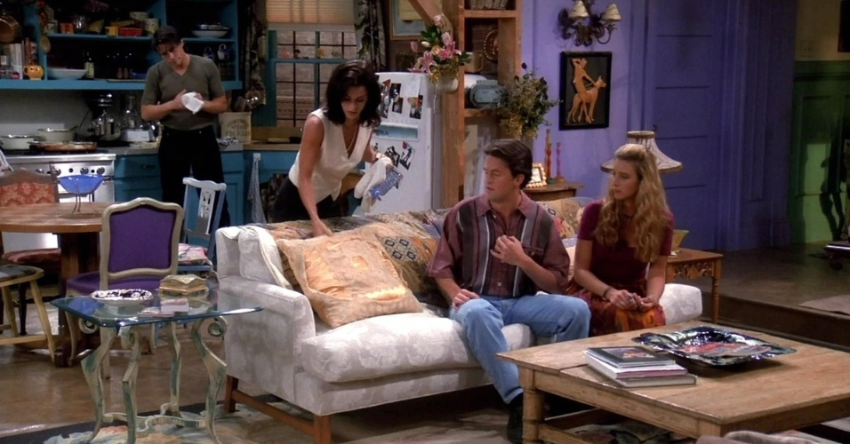 2.mai.2014 - Cena de Friends